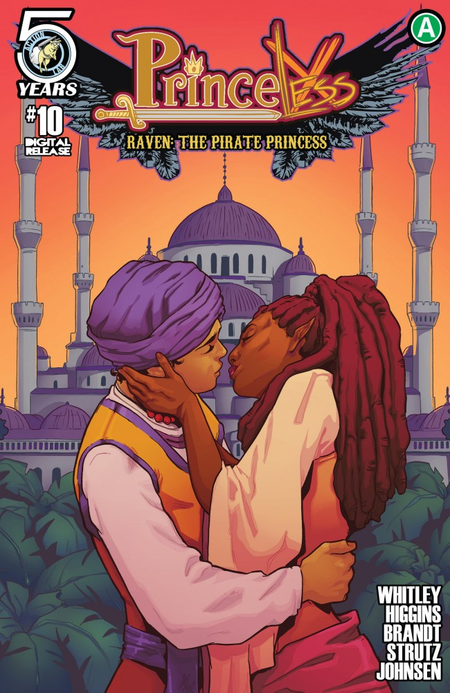 Download Princeless - Raven the Pirate Princess #10