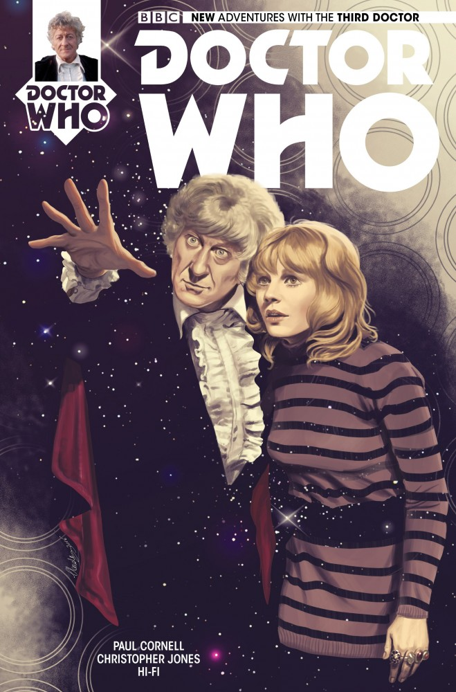 Doctor Who The Third Doctor #2