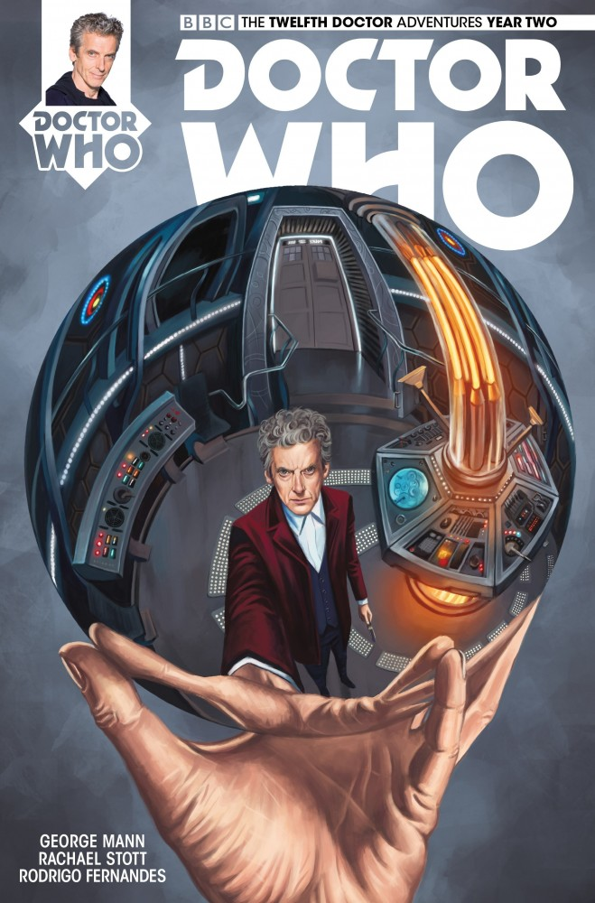 Doctor Who The Twelfth Doctor Year Two #10
