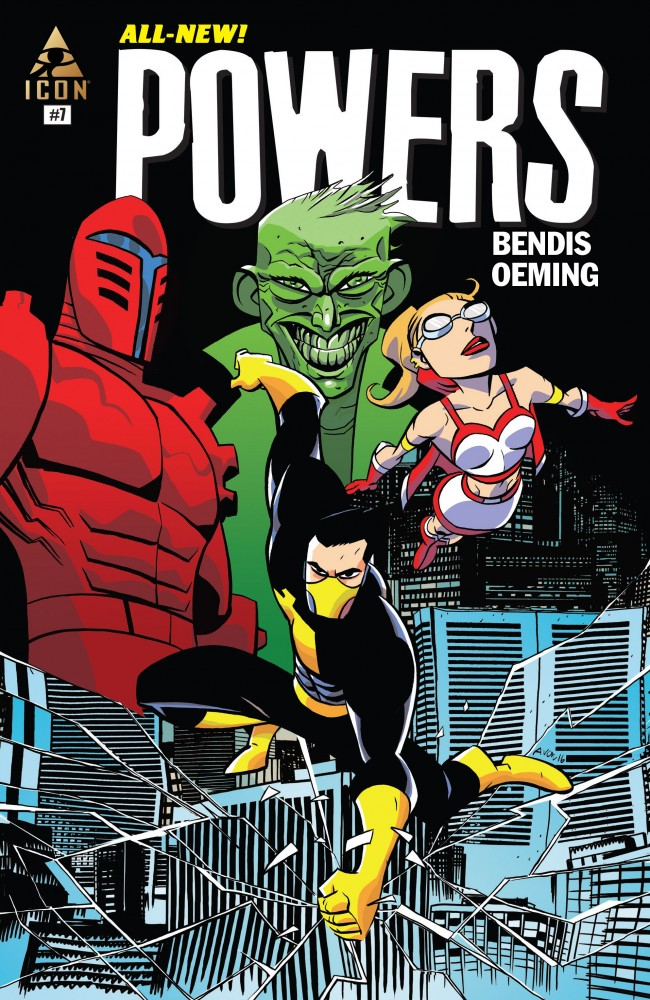 Download Powers #07