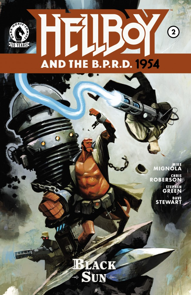 Hellboy and the B.P.R.D. - 1954 - Black Sun #2