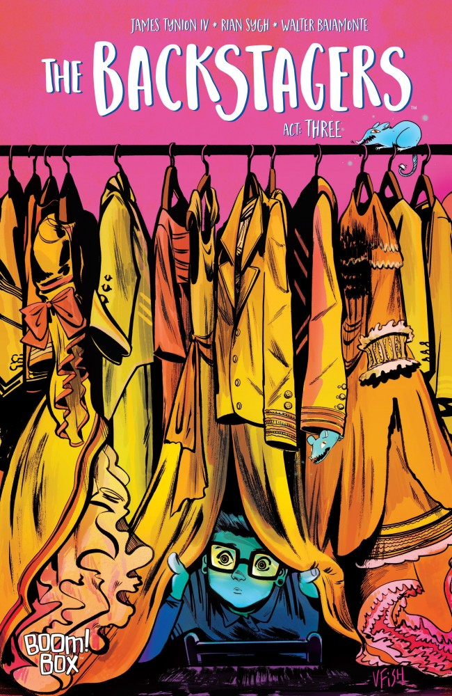 Download The Backstagers #3