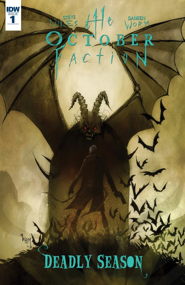 Download The October Faction - Deadly Season #1