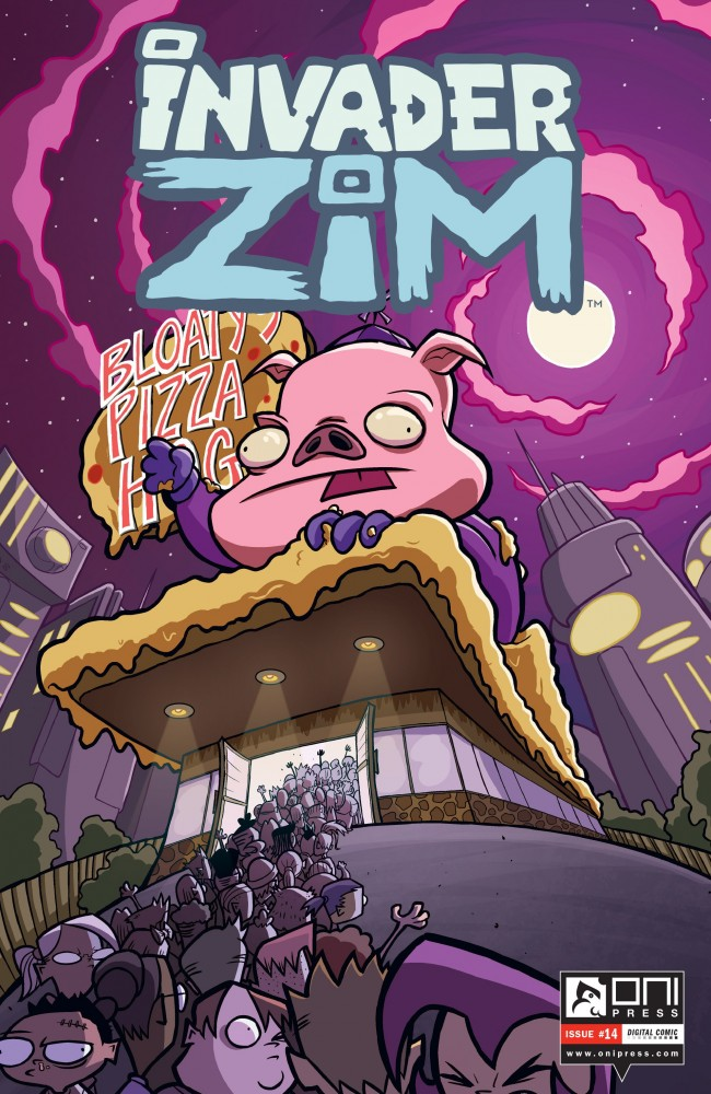Download Invader Zim #14