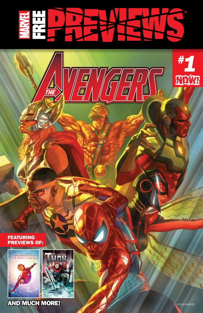 Marvel Now! Free Previews 2016 #2 » Download Free CBR, CBZ ...