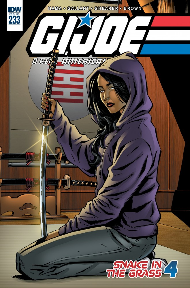 G.I. Joe - A Real American Hero #233