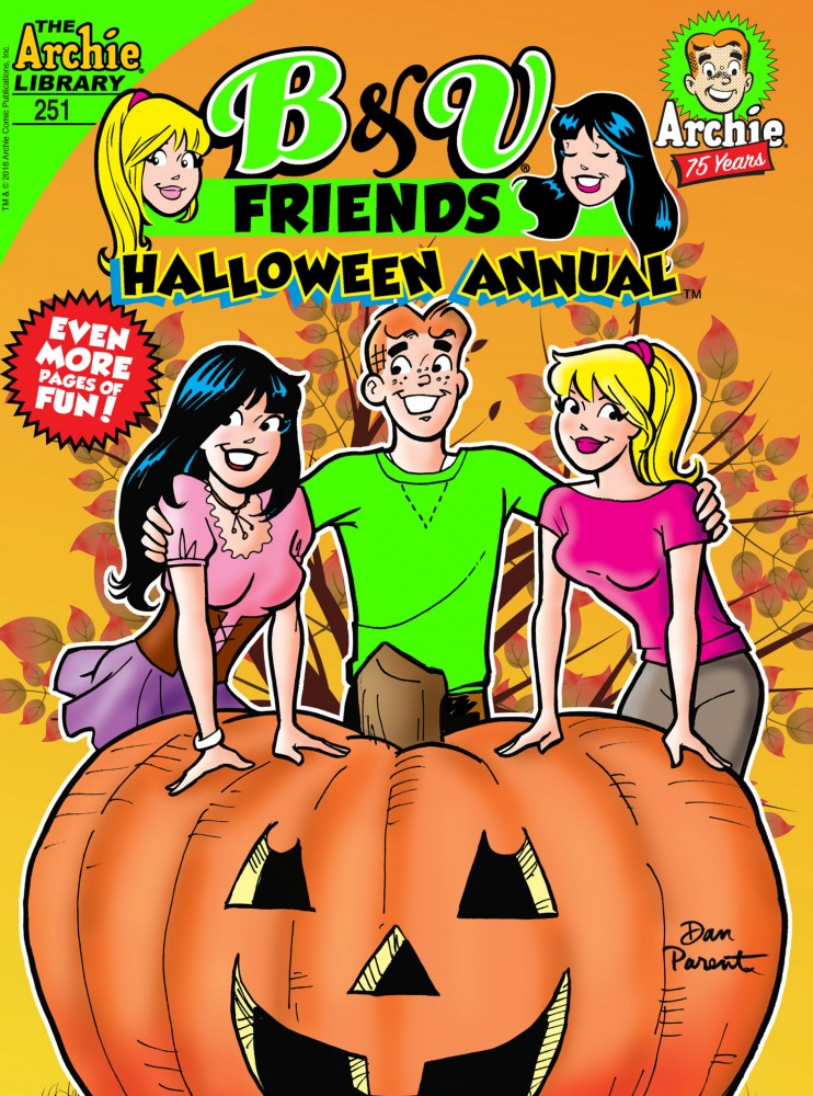 B & V Friends Comics Double Digest #251