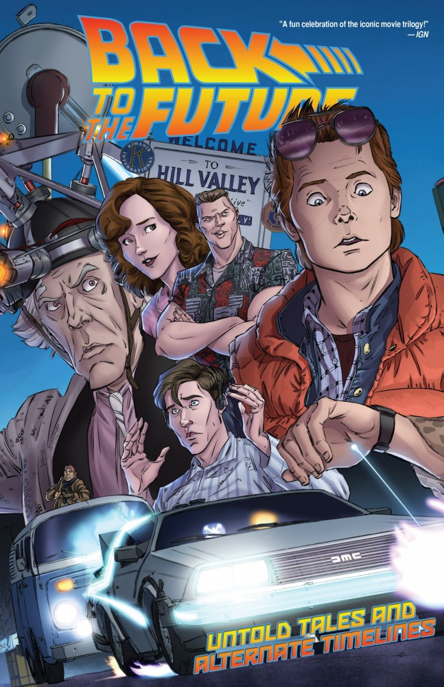Back to the Future Vol.1 - Untold Tales and Alternate Timelines