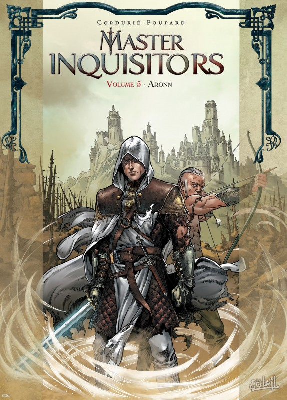 Master Inquisitors Vol.5 Aronn