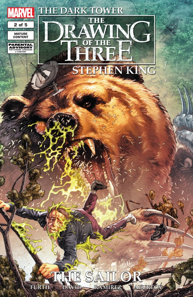 Download The Dark Tower - The Drawing of the Three - The Sailor #2