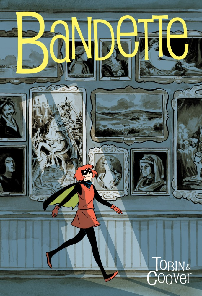 Download Bandette #14