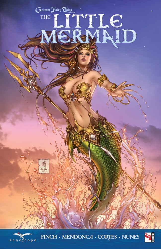 Grimm Fairy Tales presents The Little Mermaid #1