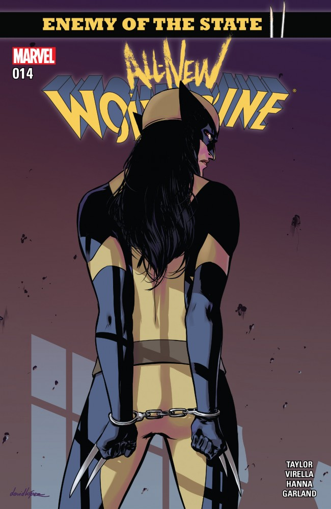 Download All-New Wolverine #14