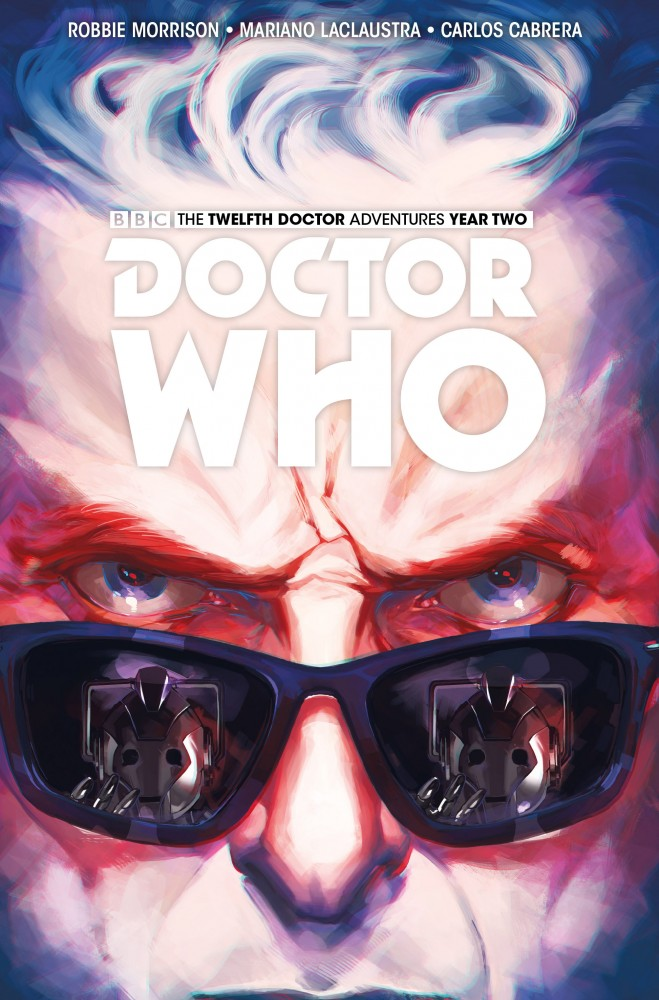 Doctor Who The Twelfth Doctor Year Two #11