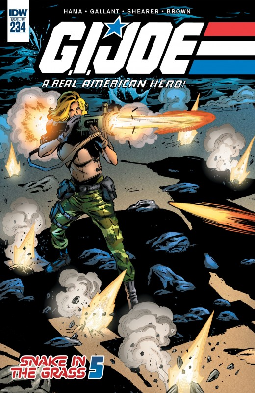 G.I. Joe - A Real American Hero #234