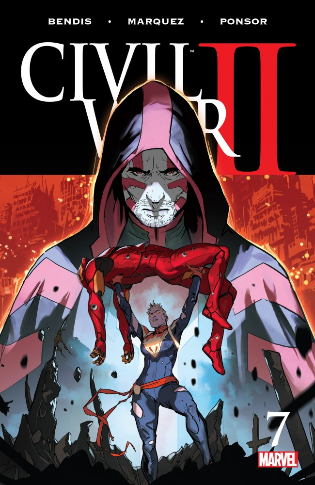 Civil War II #07