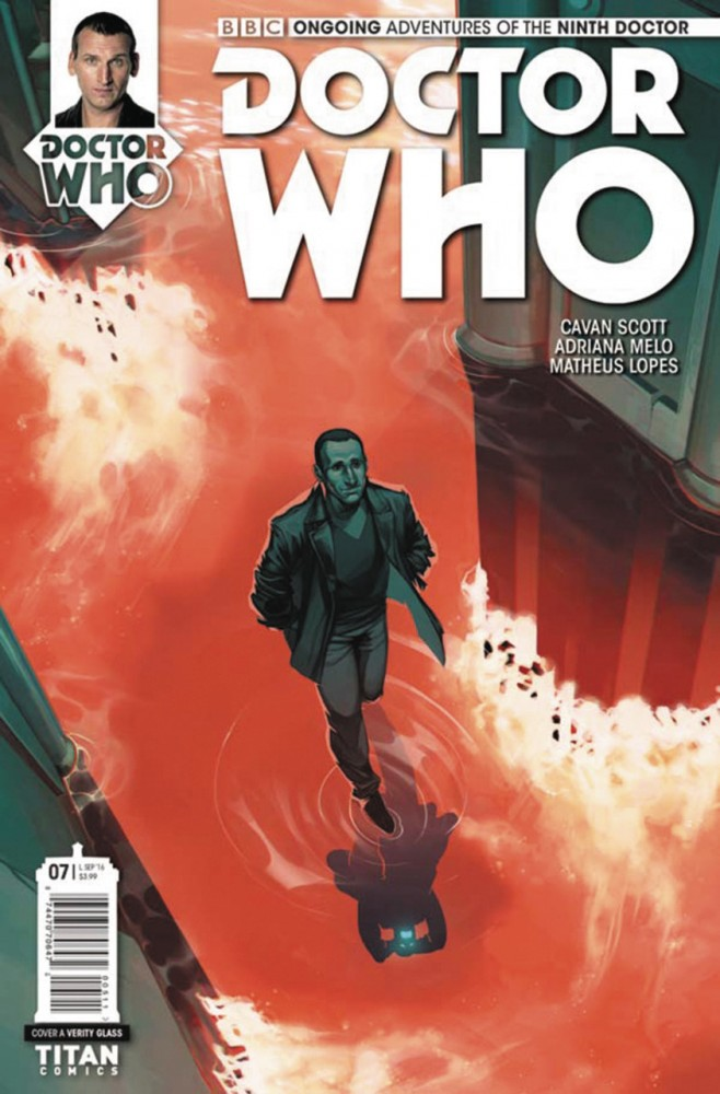 Doctor Who The Ninth Doctor Ongoing #07
