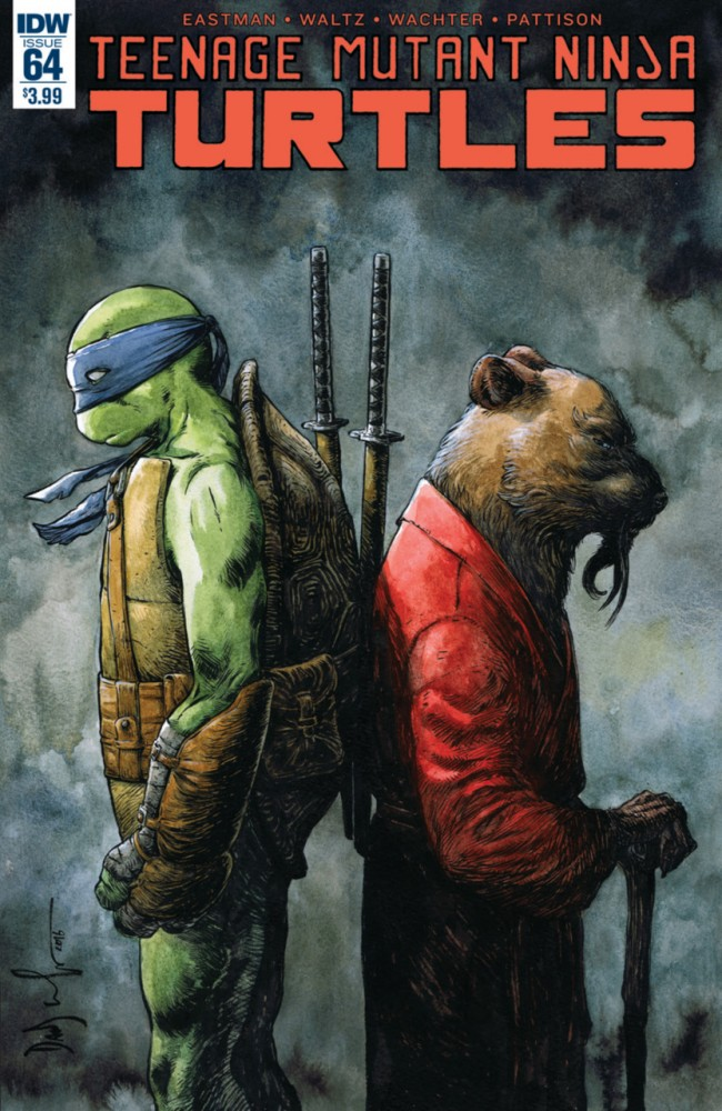 Teenage Mutant Ninja Turtles #64