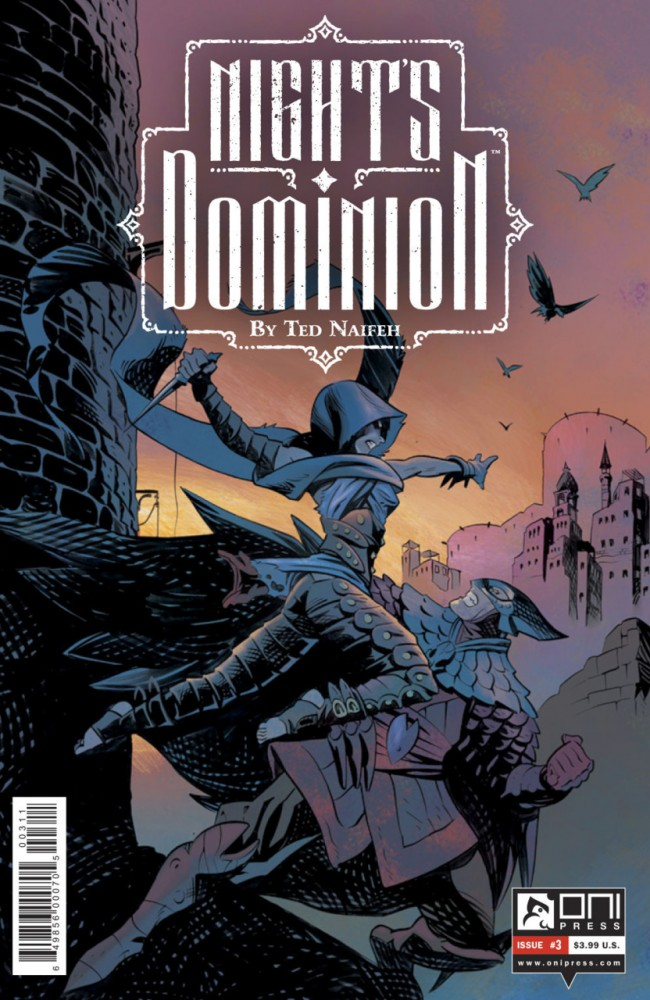 Night's Dominion #3