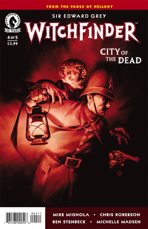 Witchfinder - City of the Dead #4