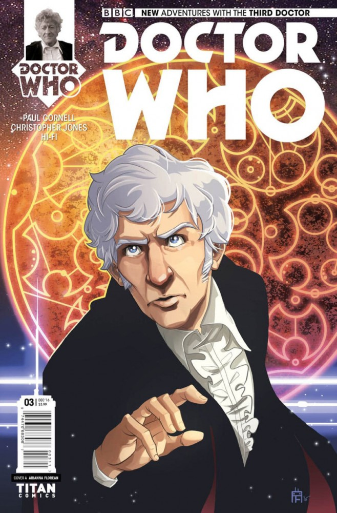 Doctor Who - The Third Doctor #3