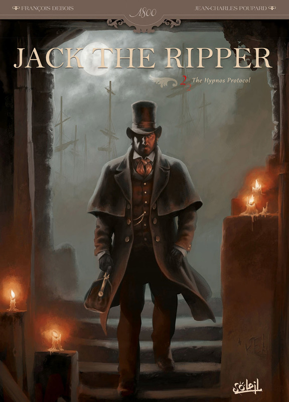 Jack The Ripper #2 - The Hypnos Protocol