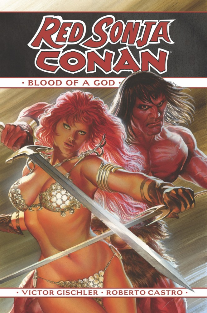 Red Sonja Conan Vol.1 - The Blood of a God