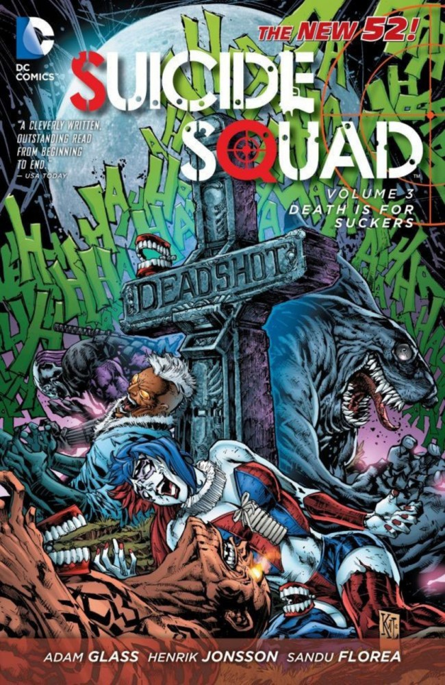 Download Suicide Squad Vol.3 - Death is for Suckers