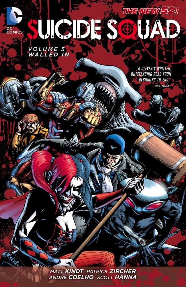 Download Suicide Squad Vol.5 - Walled In