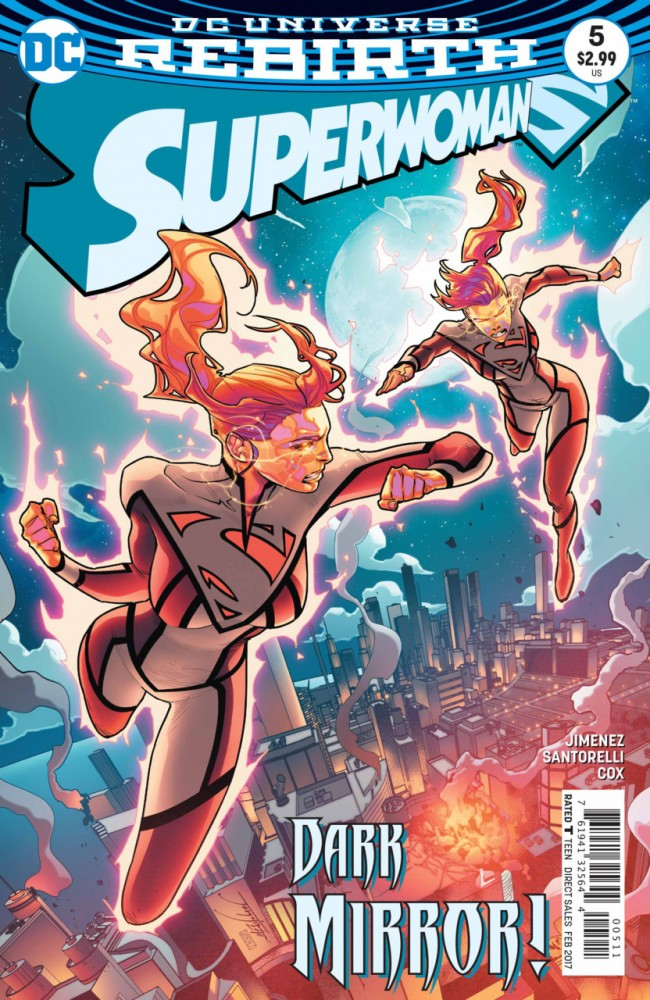 Download Superwoman #5
