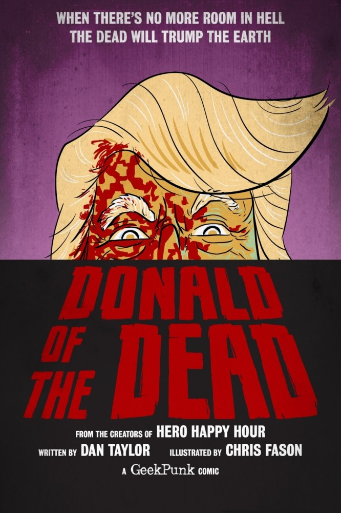 Donald of the Dead
