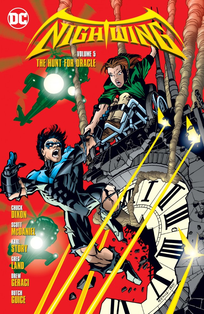 Nightwing Vol.5 - The Hunt for Oracle