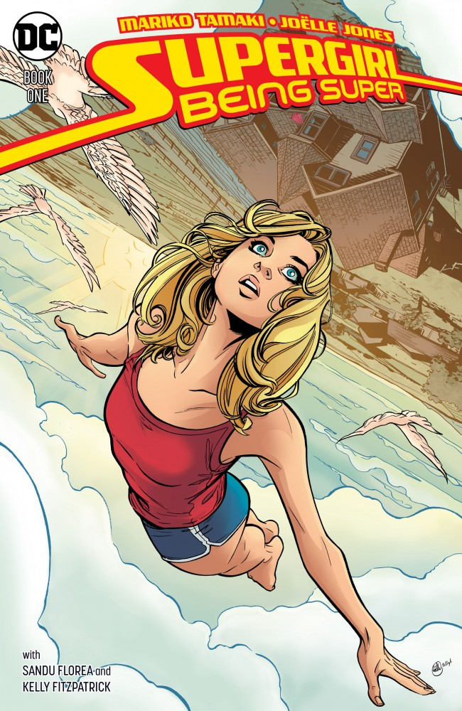 Supergirl - Being Super #01