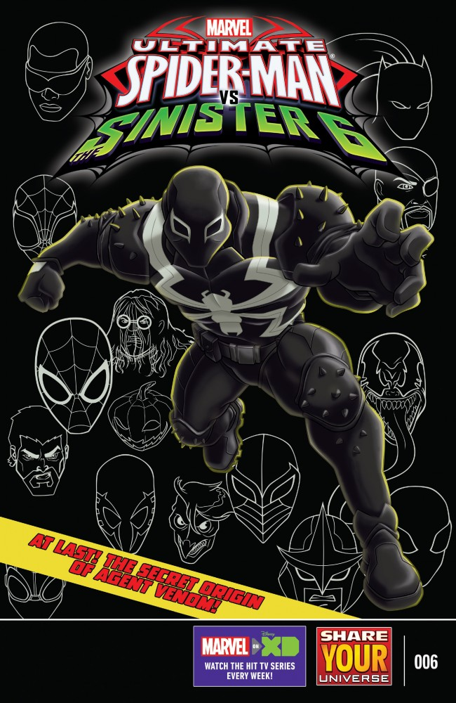 Download Marvel Universe Ultimate Spider-Man vs. The Sinister Six #06
