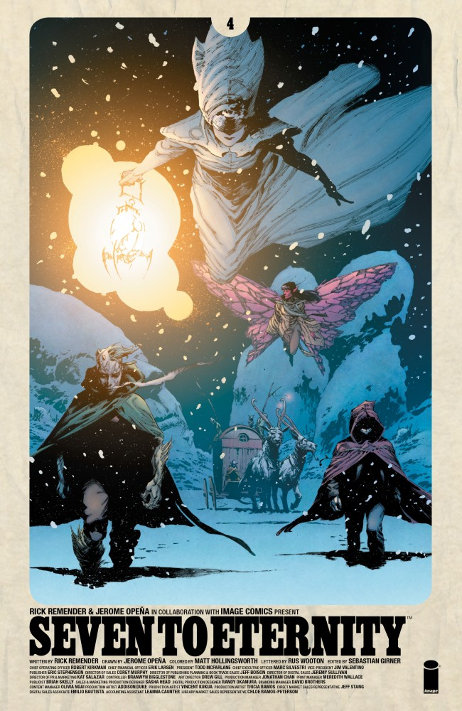 Seven to Eternity #04