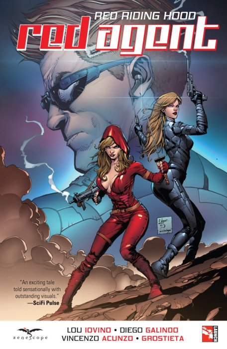Grimm Fairy Tales - Red Agent Vol.1 - TPB