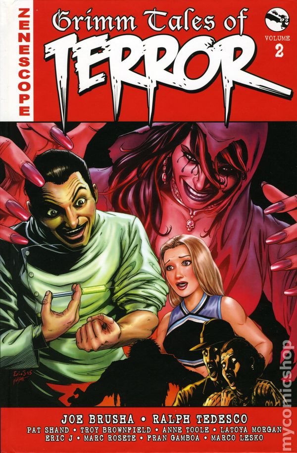 Grimm Fairy Tales - Tales of Terror Vol.2 (TPB)