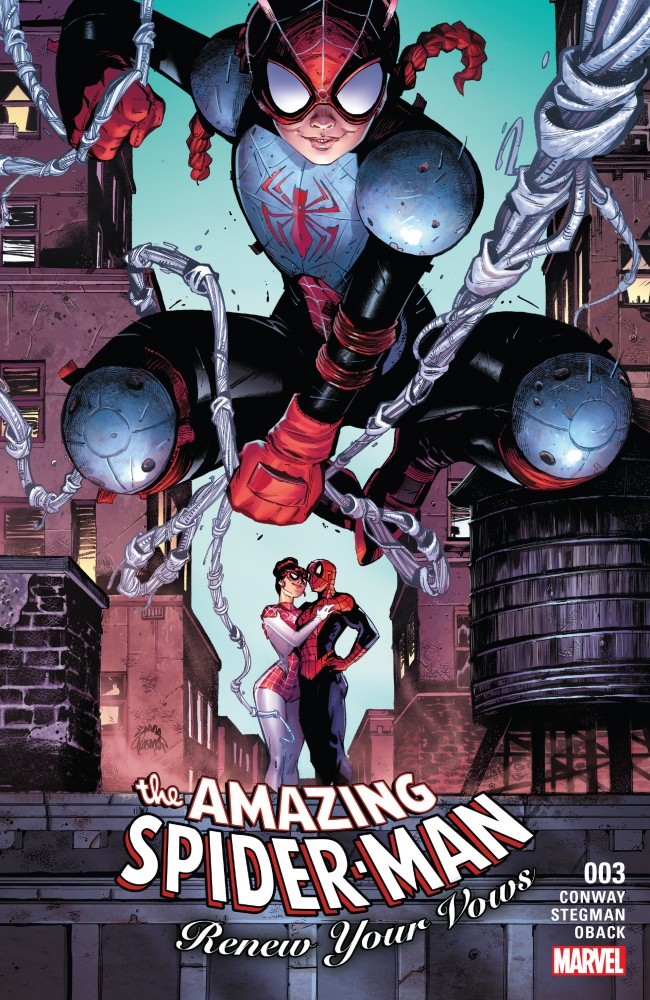 Download Amazing Spider-Man - Renew Your Vows #3