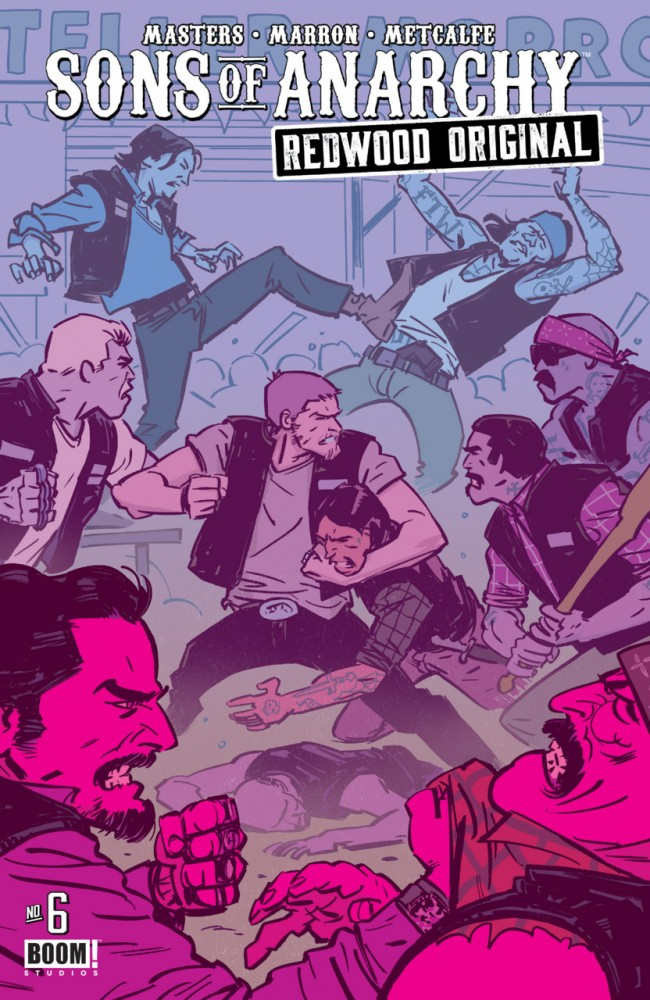 Download Sons of Anarchy - Redwood Original #6