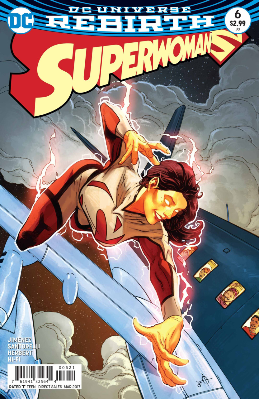 Download Superwoman #6