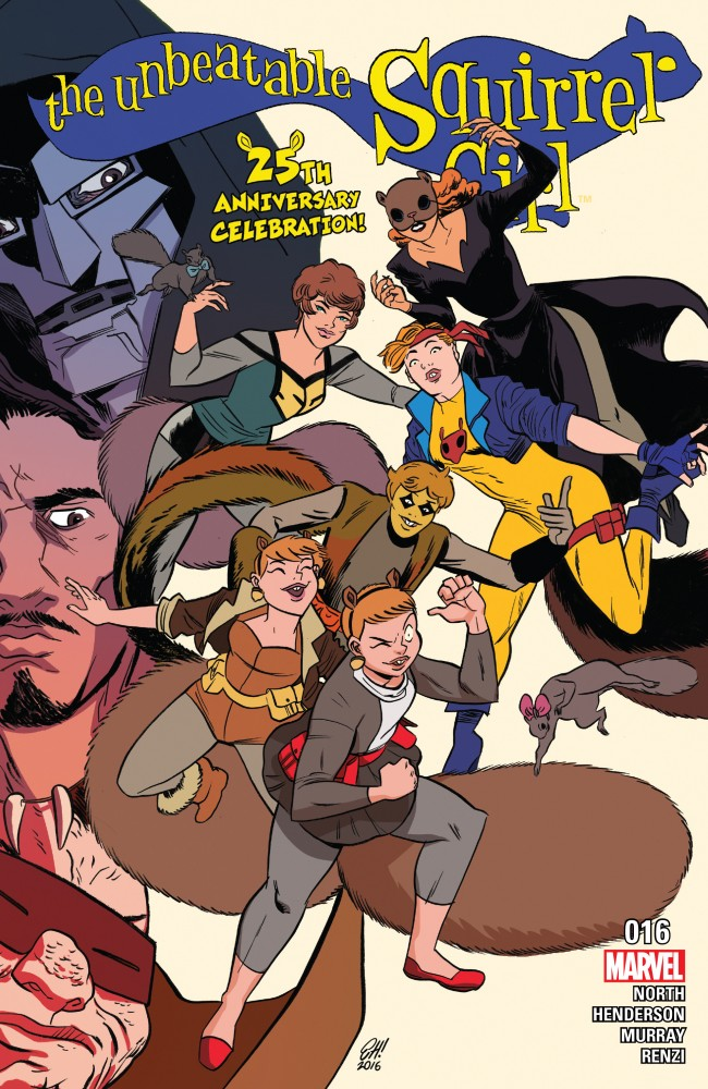 The Unbeatable Squirrel Girl Vol.2 #16