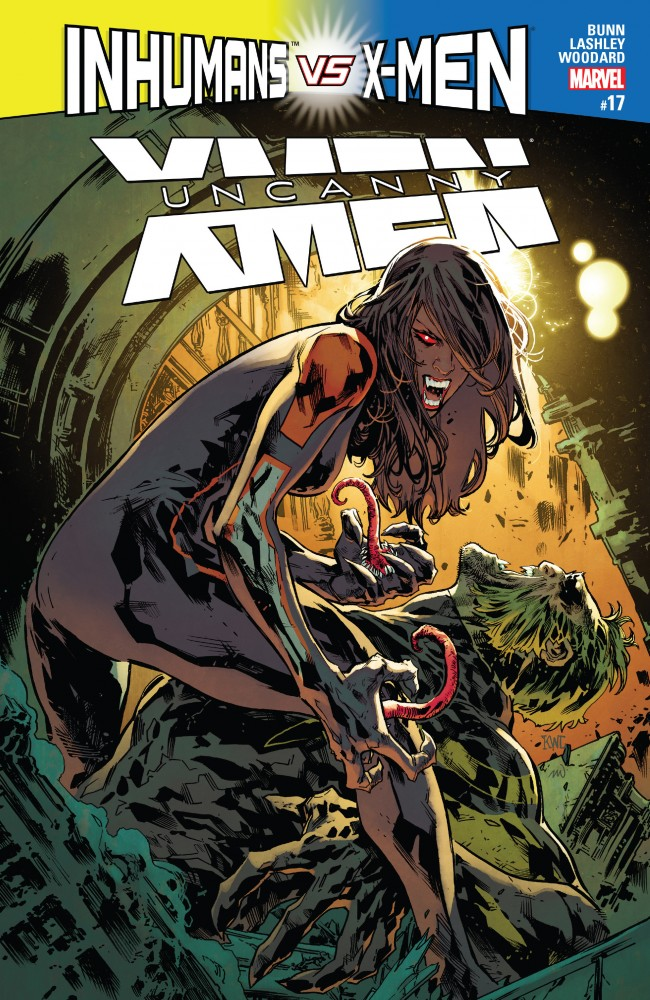 Download Uncanny X-Men #17