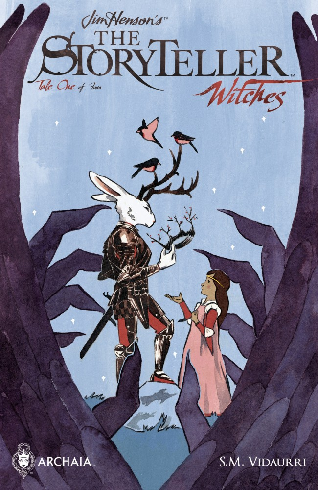 Jim Henson's The Storyteller - Witches #1-4 Complete