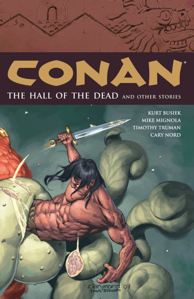 Conan Vol.4 - The Hall of the Dead and Other Stories
