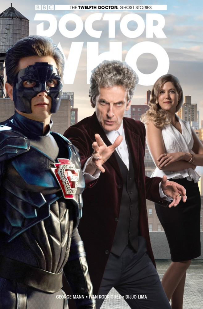 Doctor Who Ghost Stories #2