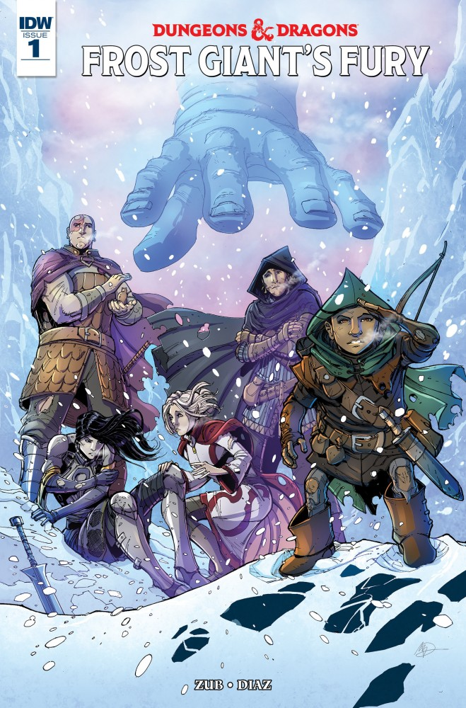 Download Dungeons & Dragons - Frost Giant's Fury #1