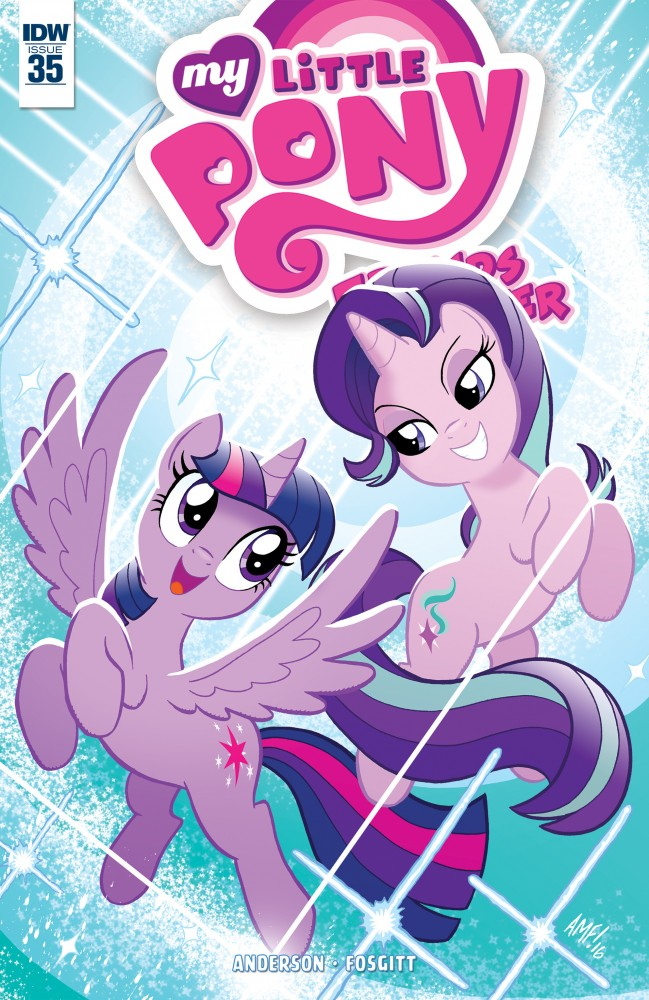 Download My Little Pony - Friends Forever #35