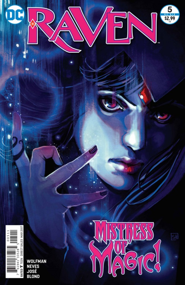 Download Raven #5