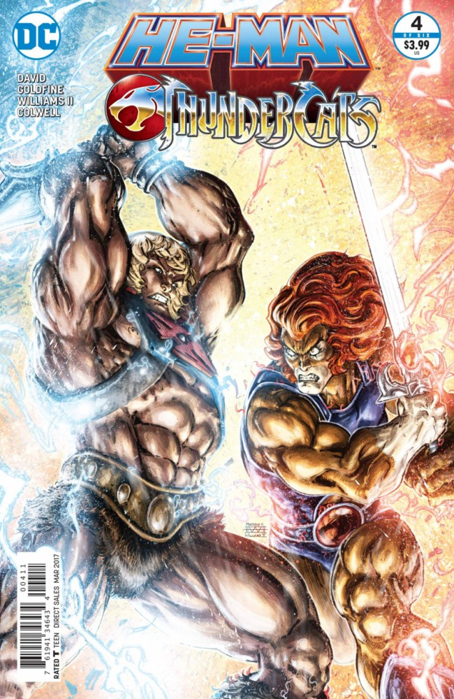 Download He-Man - Thundercats #4