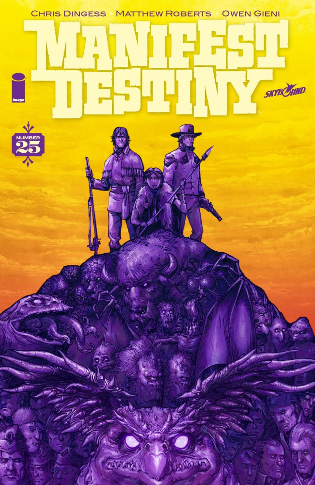Download Manifest Destiny #25